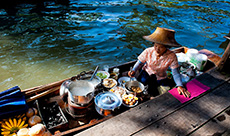 Floating Market Group Tours