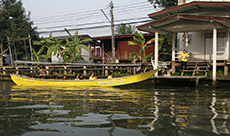 Thonburi Canals & Wat Arun Tour